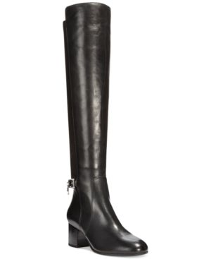 Michael Michael Kors Aileen Tall Boots Womens Shoes