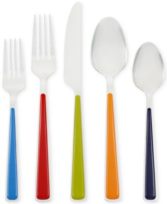 Fiesta 53-Pc. Merengue Flatware Set