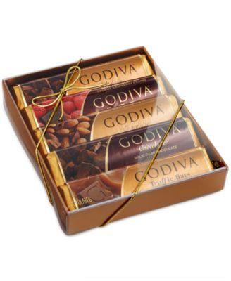 Godiva 5 Bar Pack