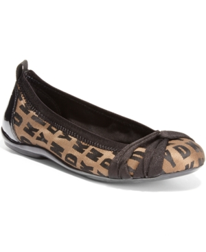 DKNY Women's Stunning Flats Women's Shoes