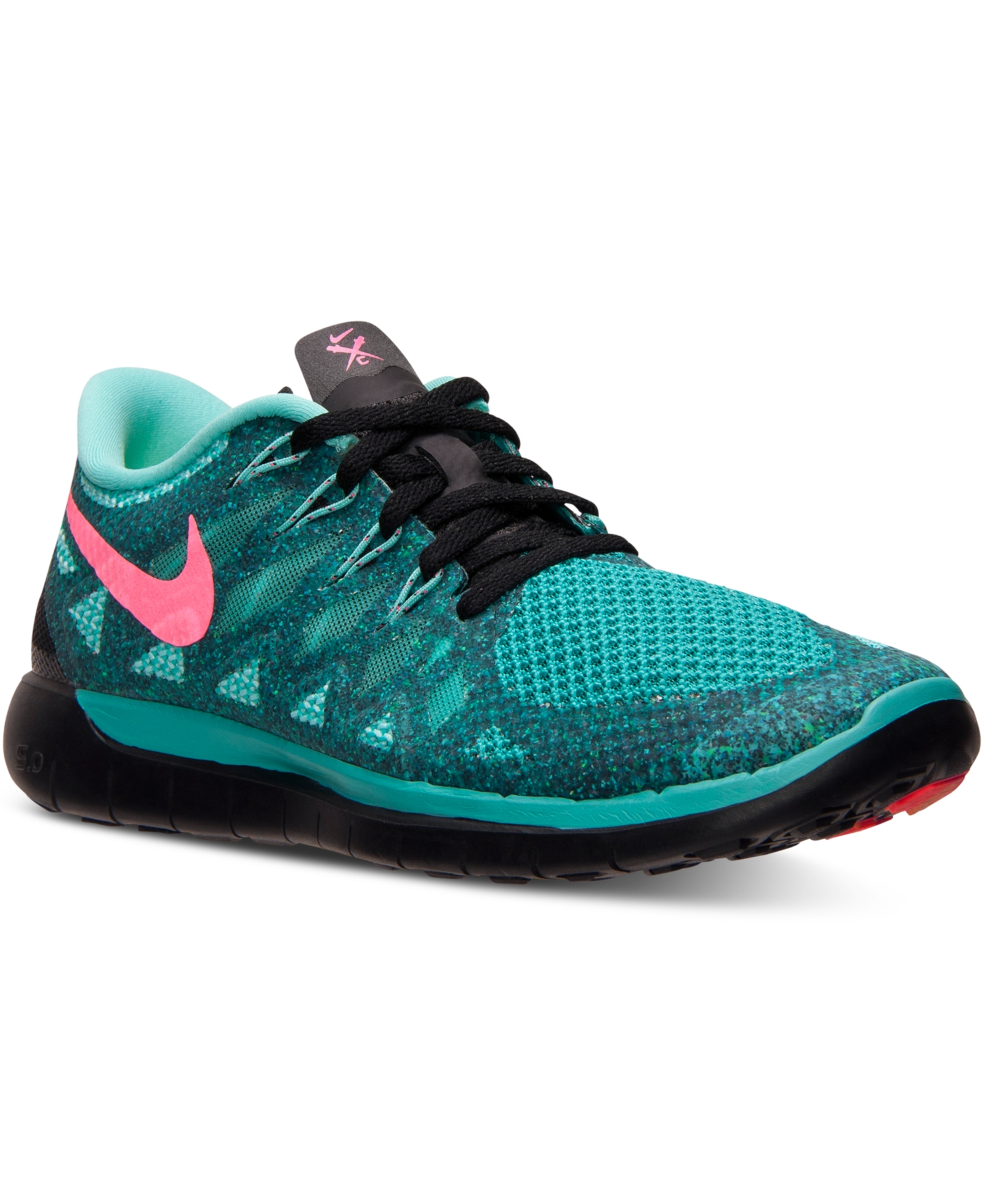 quality design ee723 f8737 ... hot nike women s free 5.0 2014 running sneakers from finish line nike  shoe 7d728 40834