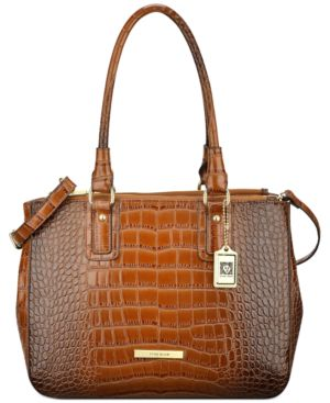 Anne Klein Hear Me Roar Large Satchel
