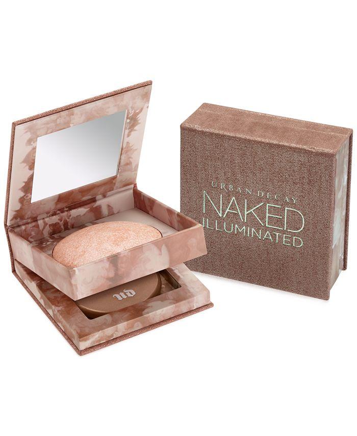 Urban Decay - Naked Illuminated Shimmering Powder For Face & Body