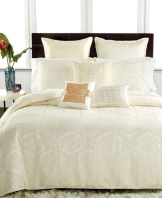 Hotel Collection Verve Quilted European Sham