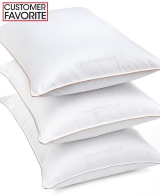 Charter Club Vail Collection Soft Standard Pillow