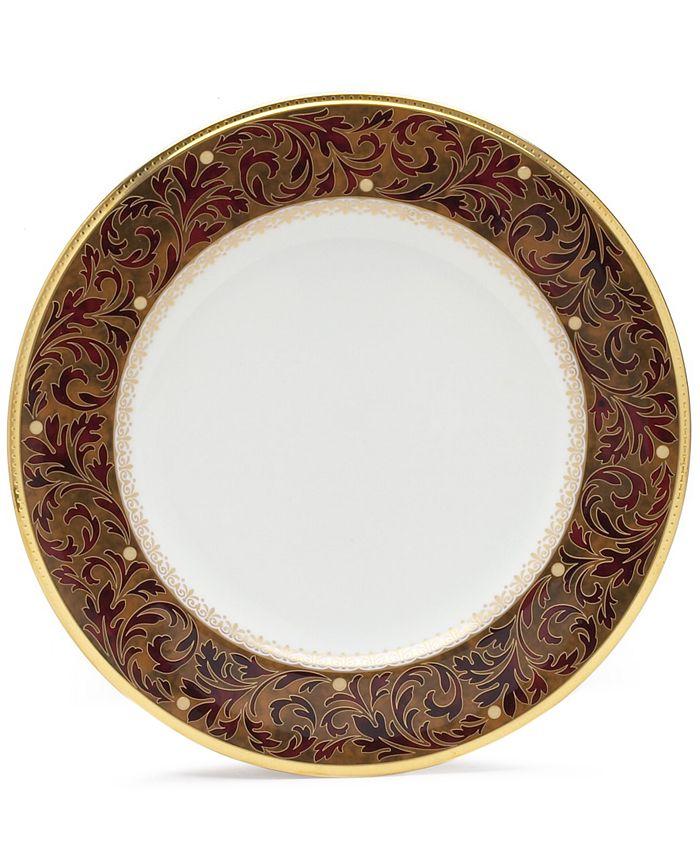 """Noritake - """"Xavier Gold"""" Salad Plate"""