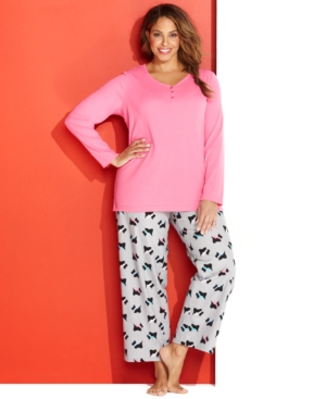 DEALS on Pajama's, Robes and Lounge Wear fro #PlusSize
