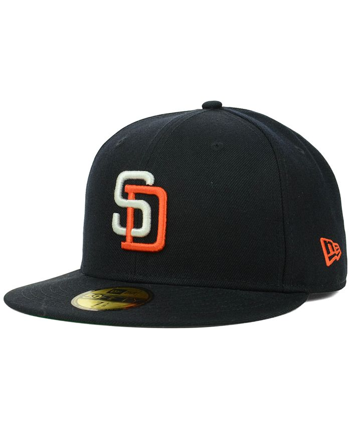 New Era - San Diego Padres Cooperstown 59FIFTY Cap