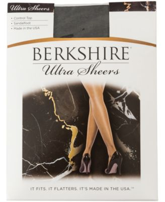 Image of Berkshire Ultra Sheer Control Top Hosiery 4415