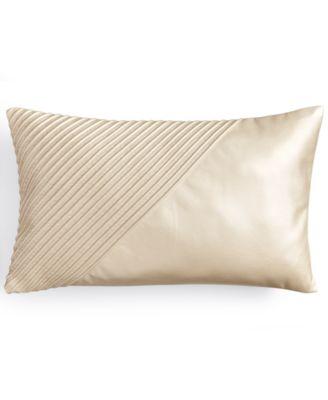 "INC International Concepts Caiman 12"" x 20"" Decorative Pillow"