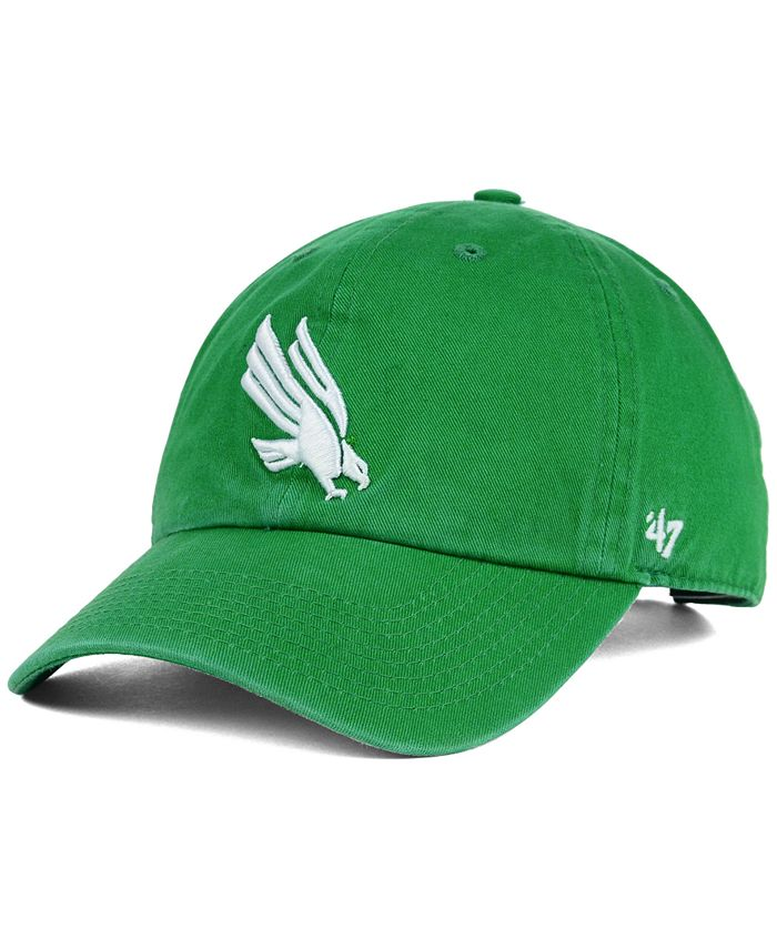 '47 Brand - North Texas Mean Green Clean-Up Cap
