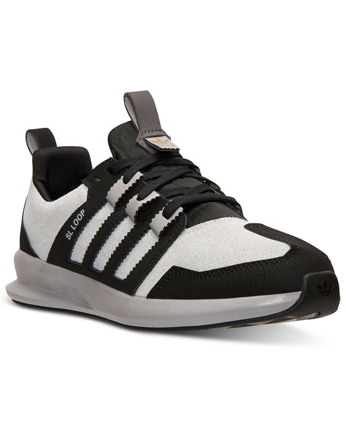 adidas - Men's Originals SL Loop Runner Casual Sneakers from Finish Line