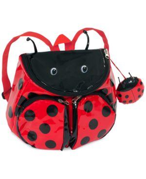 Kidorable Little Girls' Ladybug Backpack
