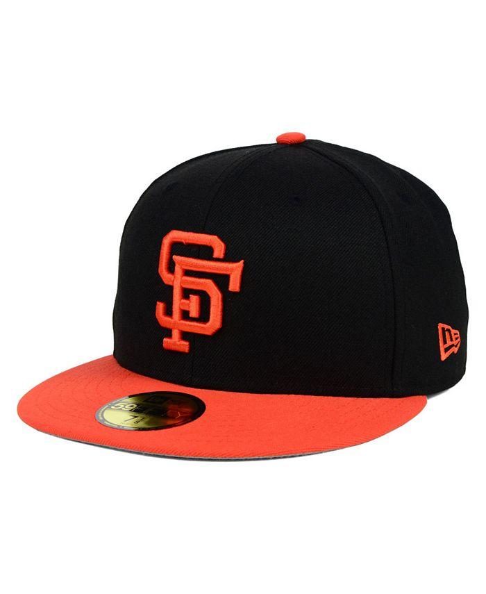 New Era - San Francisco Giants MLB Cooperstown 59FIFTY Cap