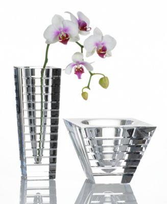 macy s home decor orrefors horizon arizona vase 8 stylehive