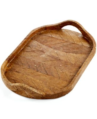 Heart of Haiti Oval Tobacco Leaf Tray