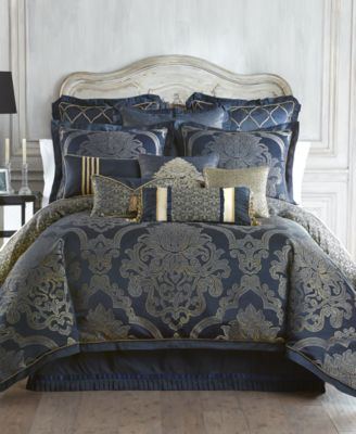 Waterford Vaughn Queen Duvet Cover