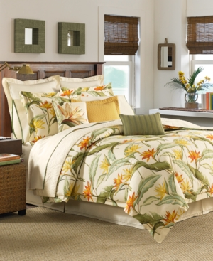 Tommy Bahama Home Birds of Paradise Comforter Sets