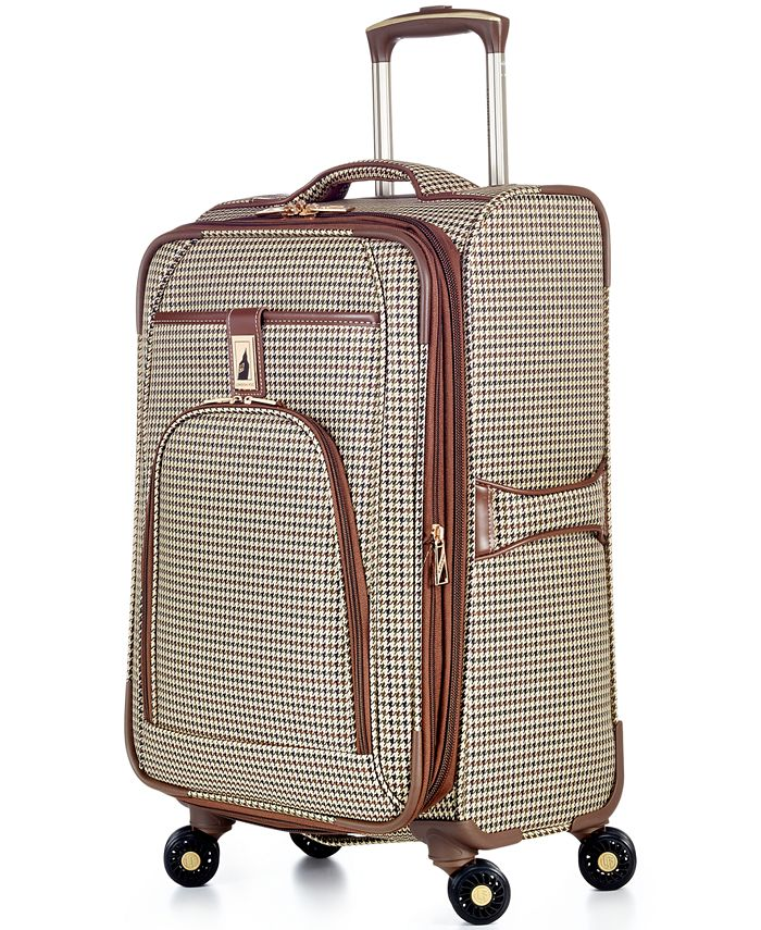 """London Fog - Cambridge 21"""" Carry On Spinner Suitcase"""