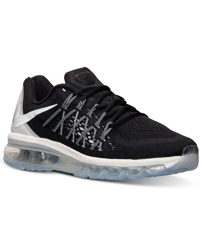 Nike Women's Air Max 2015 Running Sneakers from Finish Line ...