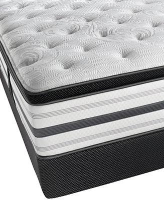 Beautyrest Recharge Alayna Plush Pillowtop Queen Mattress