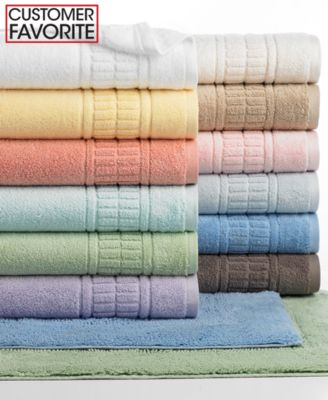 "Image of Martha Stewart Collection Plush 16"" x 28"" Hand Towel"