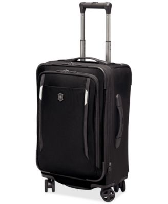 "Victorinox Werks Traveler 5.0 22"" Carry-On Expandable Dual Caster Spinner Suitcase"