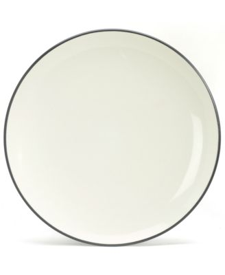 "Noritake Colorwave Graphite Coupe Round Platter, 12"""