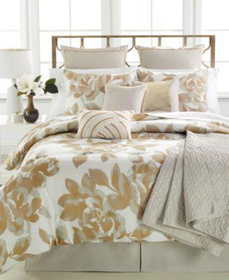 CLOSEOUT! Colette 10 Piece Queen Comforter Set