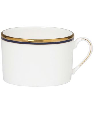 Library Lane Navy Cup
