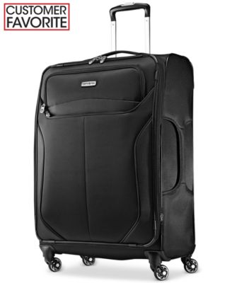 "Samsonite LifTwo 25"" Upright Spinner Suitcase, Also Available in Teal, a Macy's Exclusive Color"