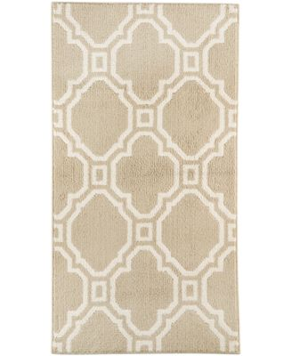 "Vesta Beige 20"" x 34"" Rug, Only at Macy's"