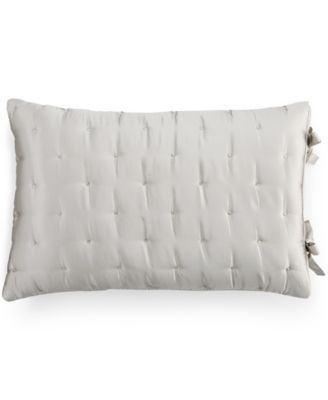 Hotel Collection Finest Silver Leaf Quilted Standard Sham
