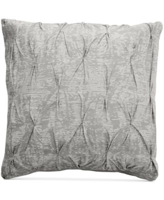 Bar III Diamond Pleat European Sham