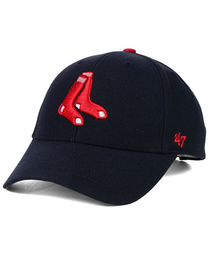 '47 Brand - Boston Red Sox MVP Curved Cap