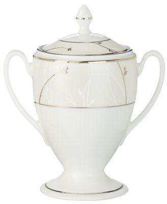 Waterford Dinnerware, Lisette Covered Sugar Bowl
