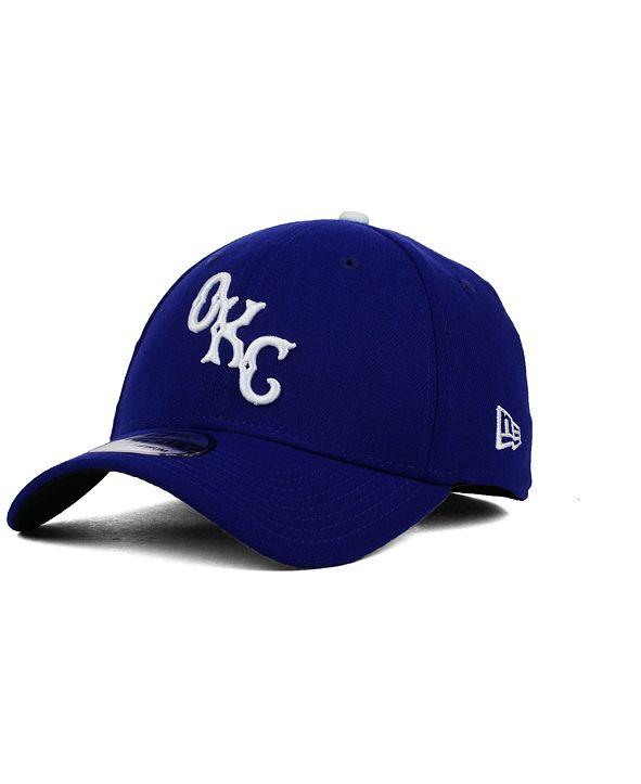 New Era Oklahoma City Dodgers 39THIRTY Cap