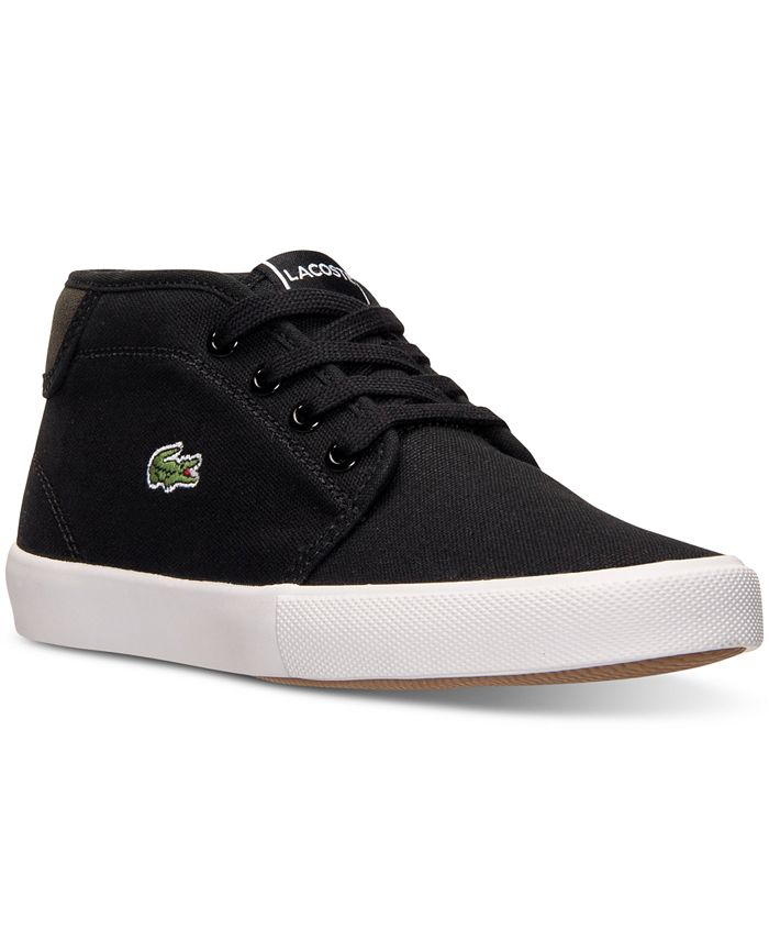 Lacoste - Little Boys' Ampthill WD Casual Sneakers from Finish Line