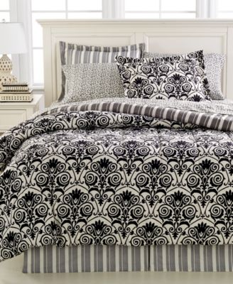 Luciana 8 Piece Queen Bedding Ensemble