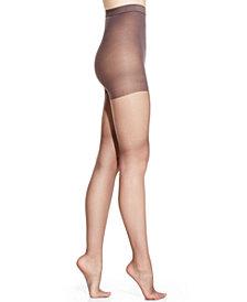 Hanes Women's   Silk Reflections High Waist Tummy Control Top Silky Pantyhose Sheers 0B184