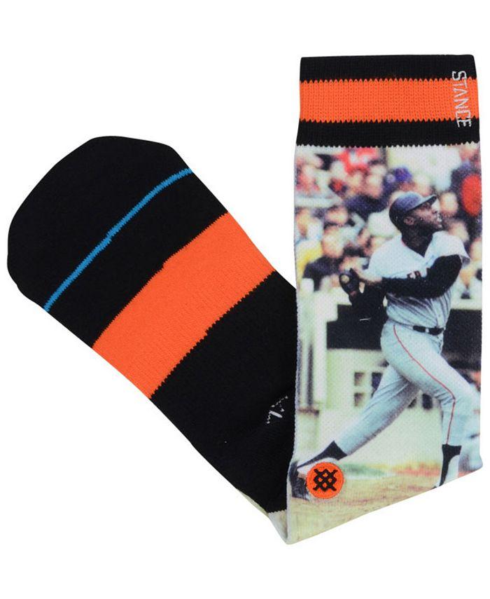 Stance - Willie McCovey San Francisco Giants Legends Socks