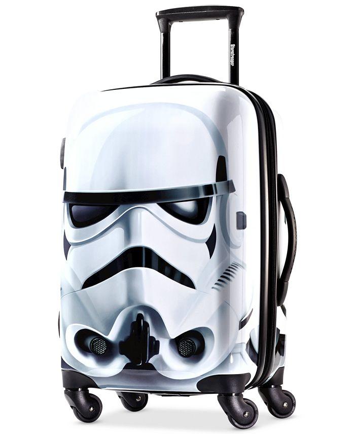 "American Tourister - Star Wars Storm Trooper 21"" Hardside Spinner Suitcase"