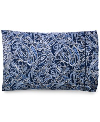 Ralph Lauren Costa Azzurra Standard Pillowcase