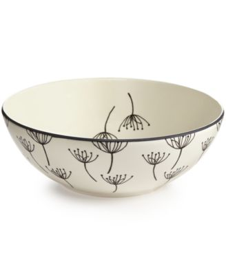Lenox Around The Table Collection Stoneware Wish All-Purpose Bowl