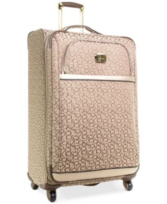 "Calvin Klein Nolita 3.0 28"" Spinner Suitcase, Only at Macy's"