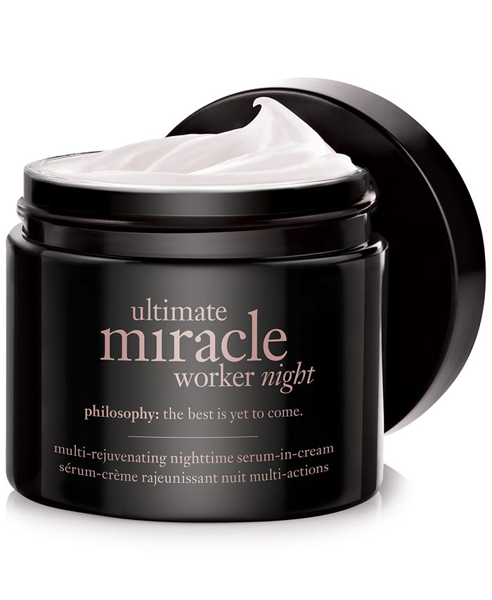 philosophy - ulimate miracle worker night, 2 oz