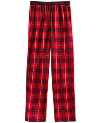 Image of Calvin Klein Printed Lounge Pants, Little Boys (2-7) or Boys (8-20)