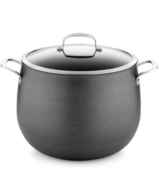 Belgique Hard Anodized 16-Qt. Stockpot, Only at Macy's