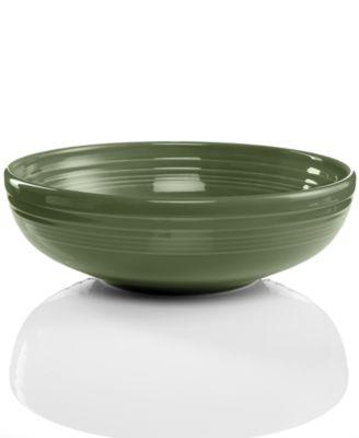 Fiesta Sage Large Bistro Bowl