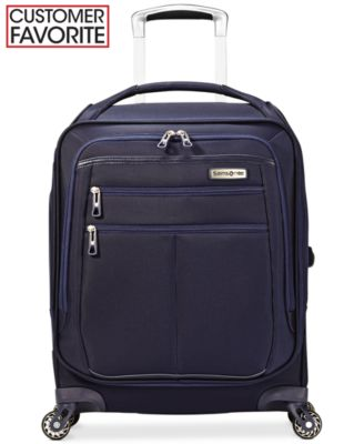 "Samsonite Sphere Lite 19"" Expandable Spinner Carry On Suitcase, Only at Macy's"